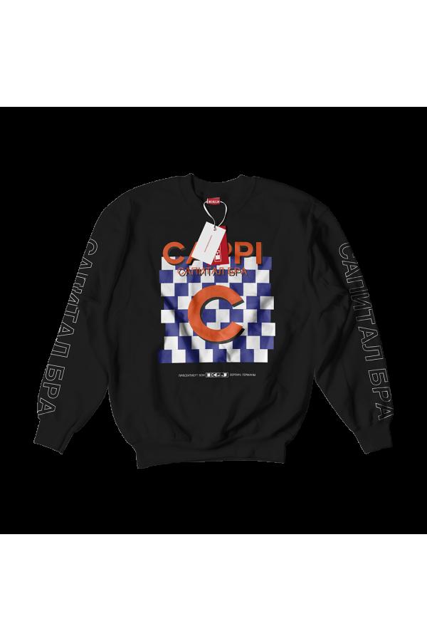 Capital Sweater Black